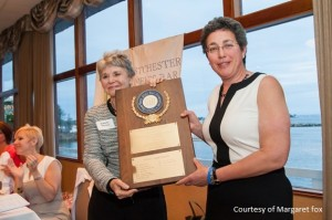 2014 recipient of the Karen Z. Bell